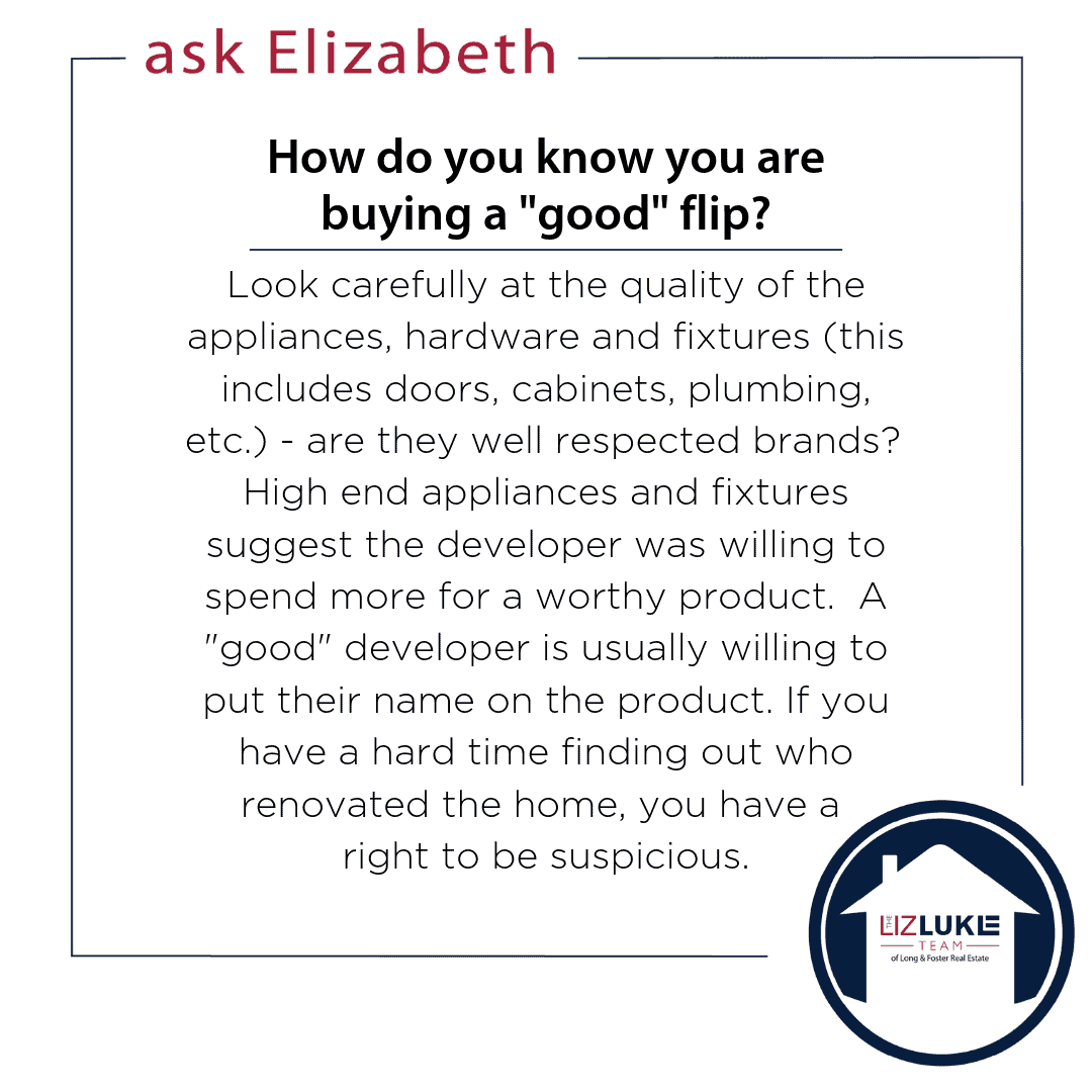 Though not foolproof, these tips will help you evaluate the potential of a home you plan to 'flip'.